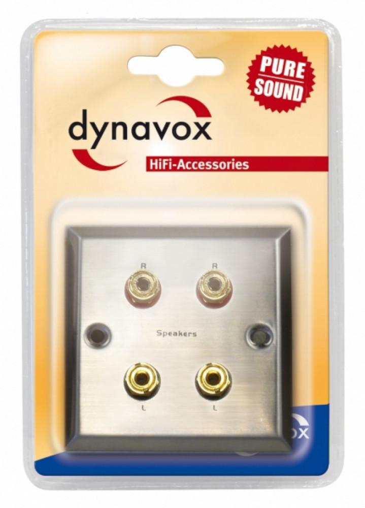 Dynavox Speaker-Wallplate Stereo